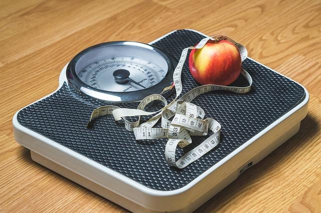 Gewichtsziel erreichen