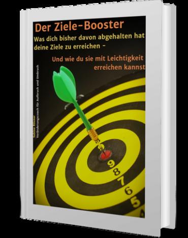 """Arbeitsbuch """"Der Ziele-Booster"""""""