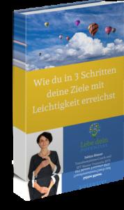 E-Book-Cover Ziele mit Leichtigkeit erreichen